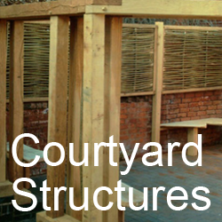 courtyard structures