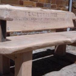 celebration bench
